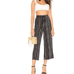 Cupcakes and Cashmere Malena Wide Leg Pant